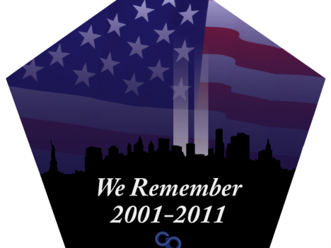 We Remember 9/11 Graphic for CasePick Systems